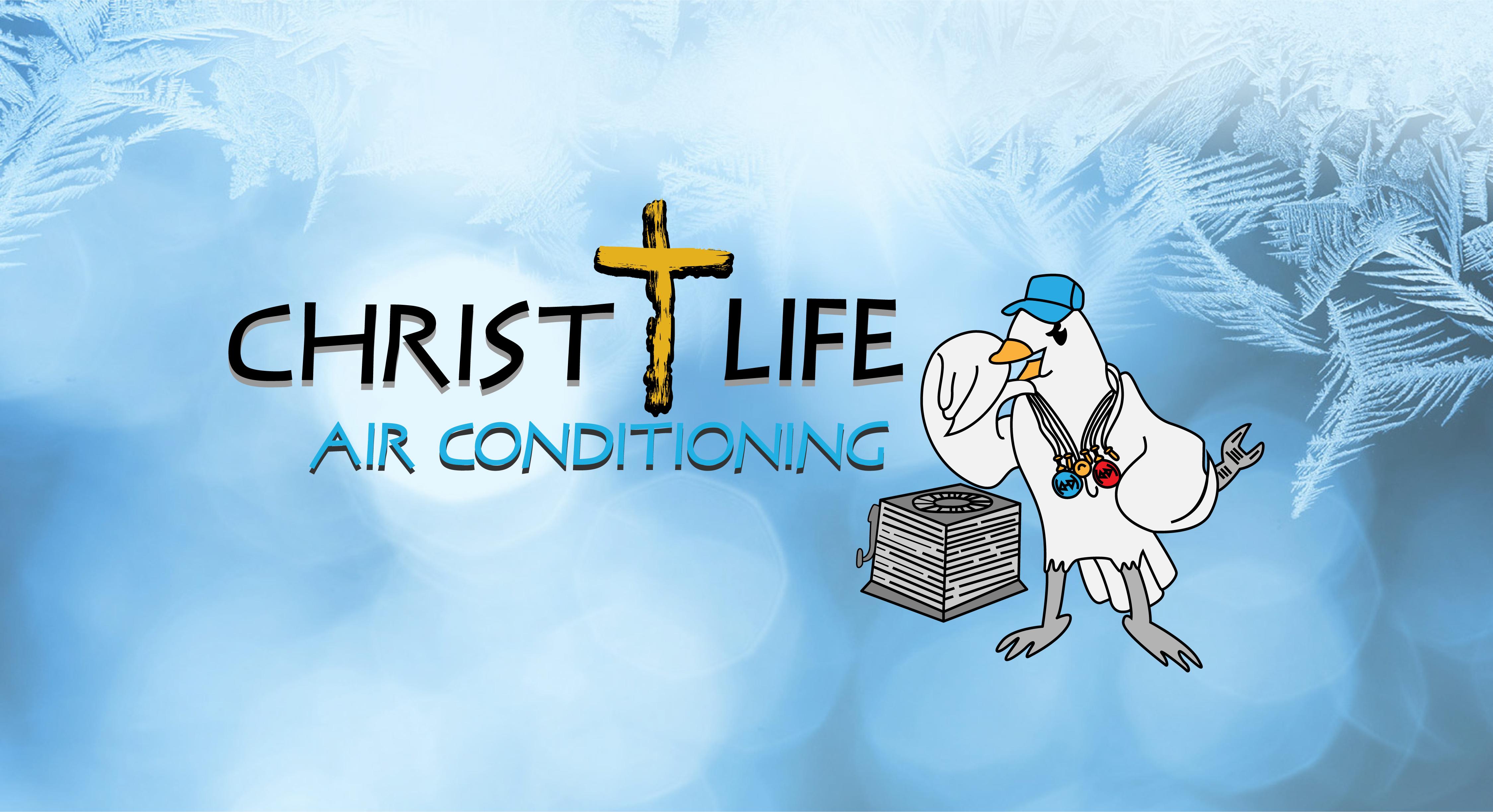 Christ Life AC Business Logo